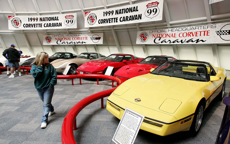 Did Fracking Cause Sinkhole at National Corvette Museum?